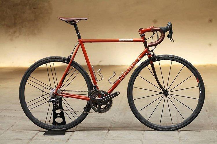 Biciclette Jaegher dal 1934. Leggere come l'aria, veloci come il vento.