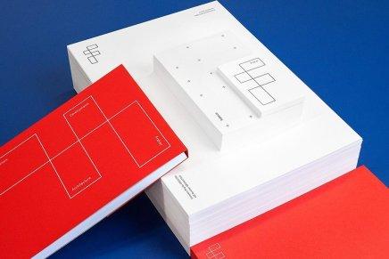 Un sistema di identità visiva per uno studio di architettura