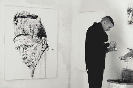 """Intervista allo street artist Hendrik """"Ecb"""" Beikirch"""