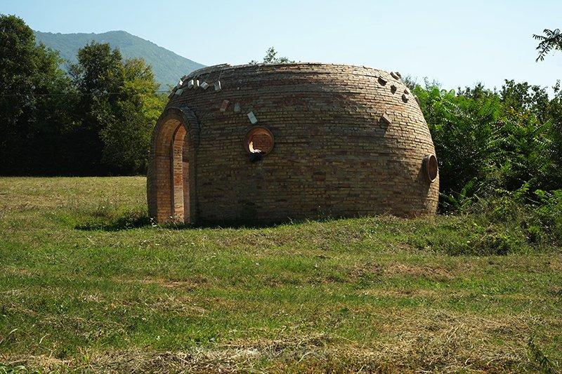 Le cupole di Fabrizio Caròla - Foto di Dante Corsetti