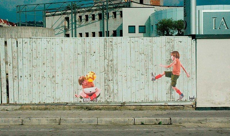 Intervista allo street artist Bifido