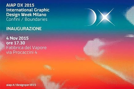 Aiap DX International Graphic Design Week 2015