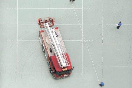 """Wan Chai Fire Station"". Le fotografie di Chan Dick"