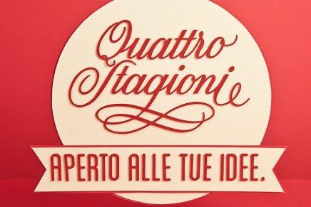 Bormioli Quattro Stagioni Christmas Countdown.