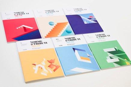 """""""Norme & Tributi Mese"""". Fisco, Illustrazione e tipografia"""