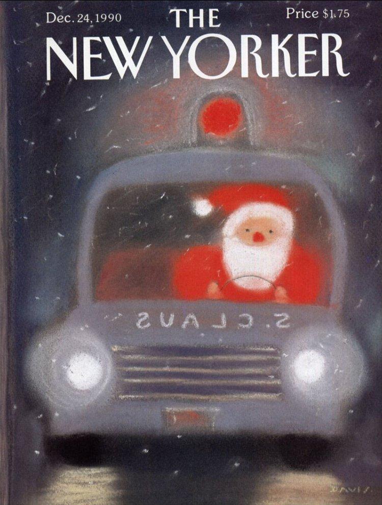 New Yorker Davis_NewYorker_1990-12-24