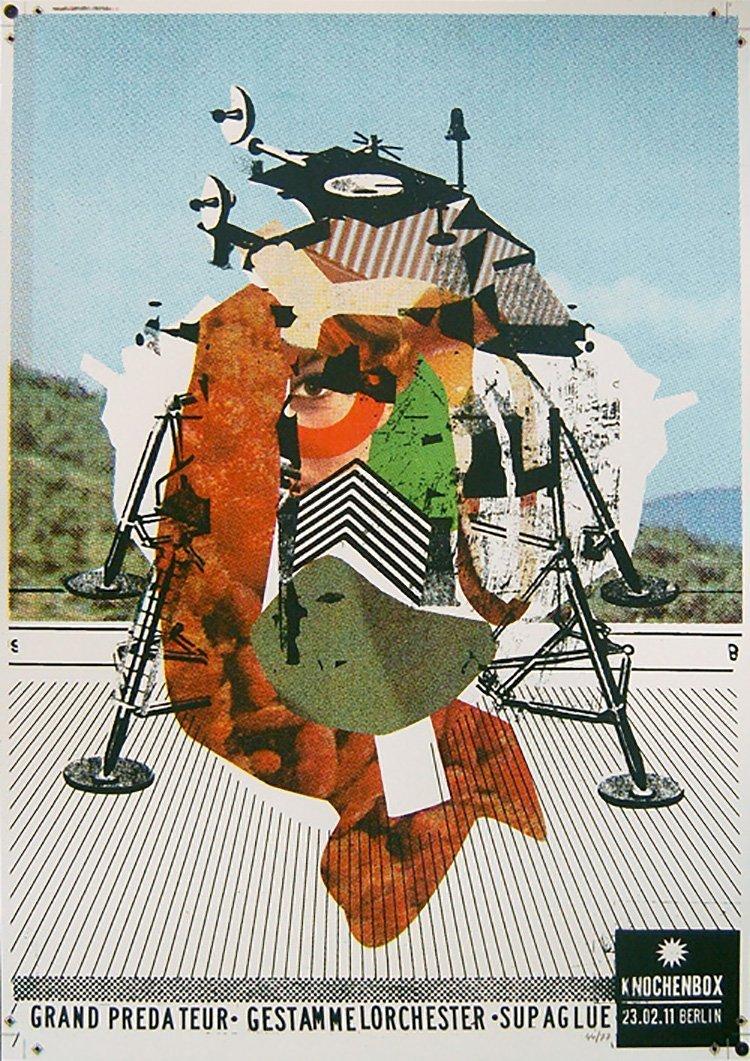I posters di Damian Tran