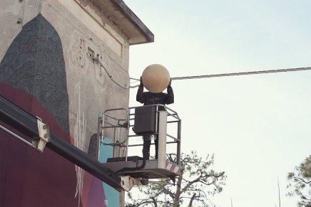 Intervista a Giulio Vesprini. Graphic designer e street artist