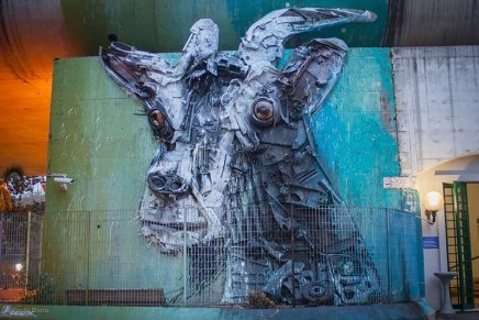 Forgotten Project #3. Bordalo II