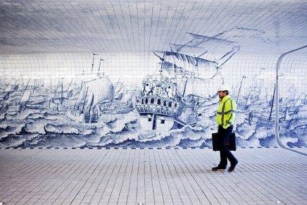 Cuypers Passage, il nuovo tunnel di Amsterdam