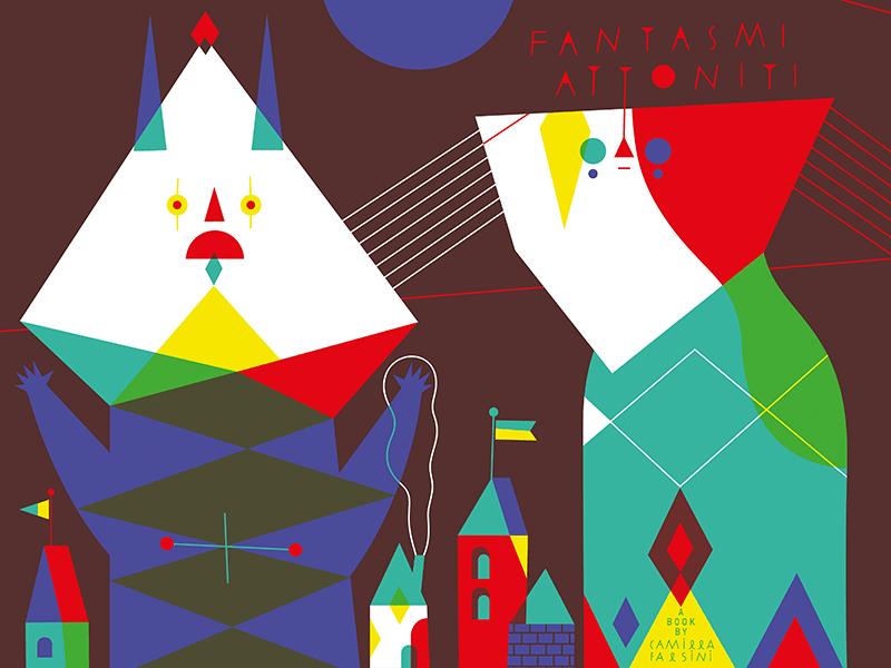 Camilla Falsini, Fantasmi attoniti - L'appât