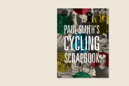 Paul Smith's Cycling Scrapbook. Una celebrazione visiva del mondo del ciclismo