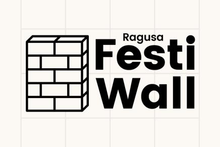 Festiwall, a Ragusa dal 6 al 18 settembre
