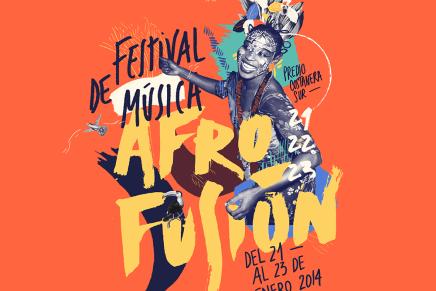 Afro Fusion Festival. Il progetto di identità di Cynthia Alonso