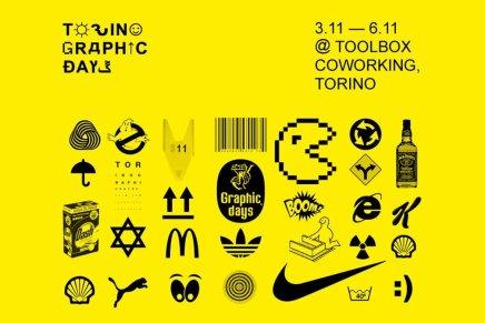 Torino Graphic Days, il festival internazionale interamente dedicato al visual design