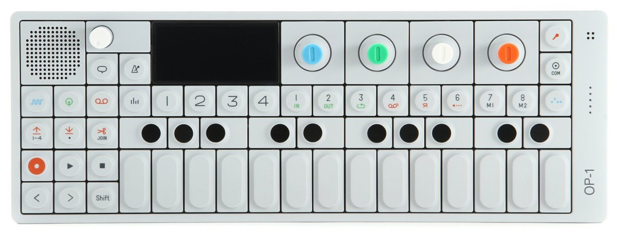 2011 - OP-1 Digital synthesizer by Teenage Engineering