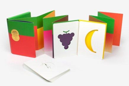 """""""Hello tomato"""". La forma del libro è la sua sostanza."""