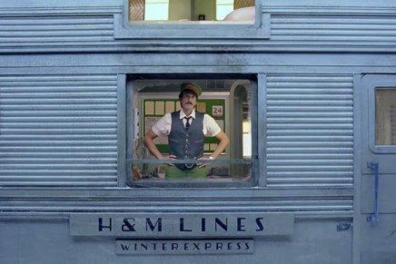 Wes Anderson per il film di Natale di H&M