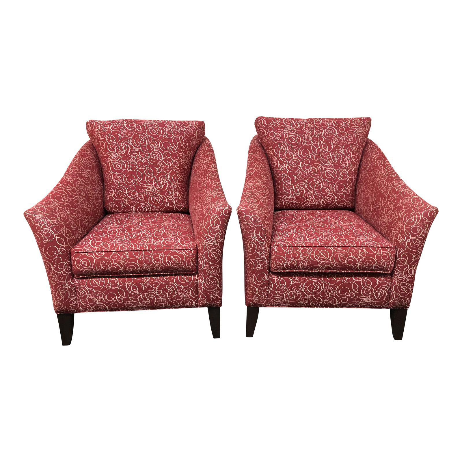 Accent Chairs Sold Pairs