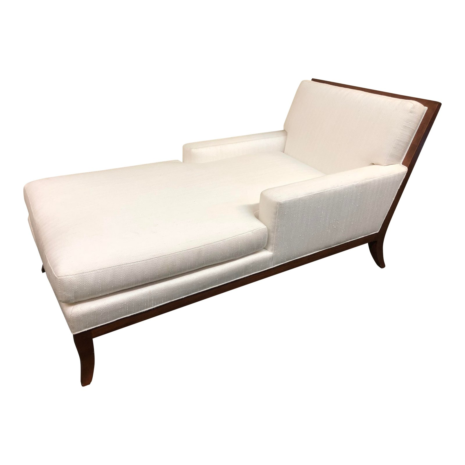 Hickory Chair Company Curtis Chaise  Design Plus Gallery
