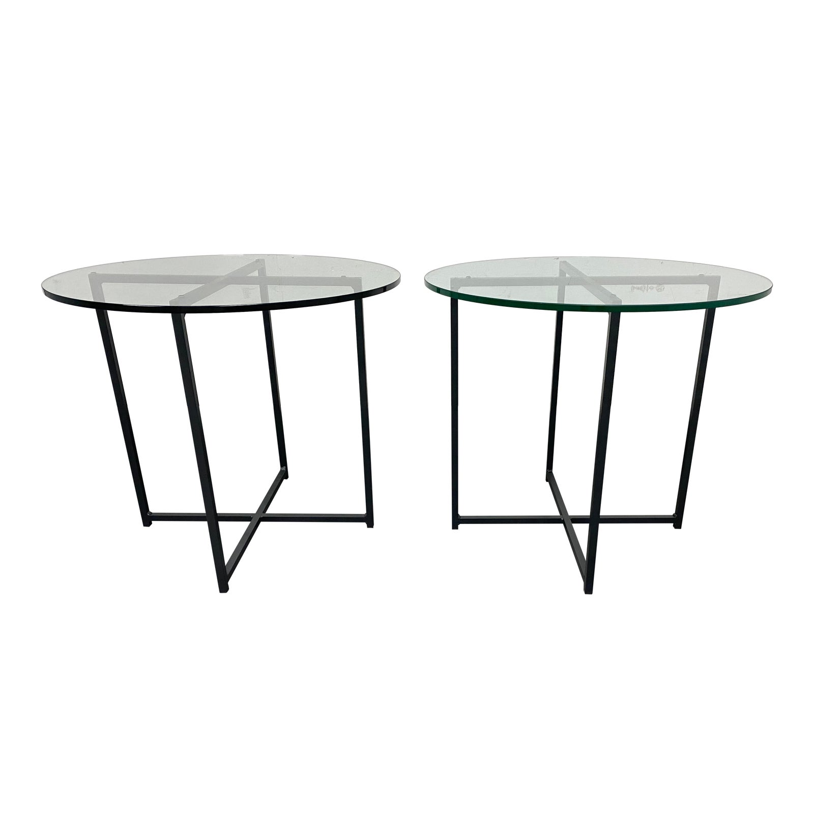 room board classic end tables in
