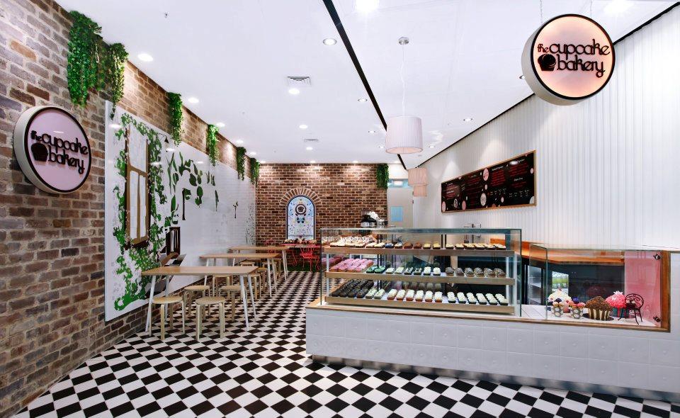 The Cupcake Bakery Design Portfolio