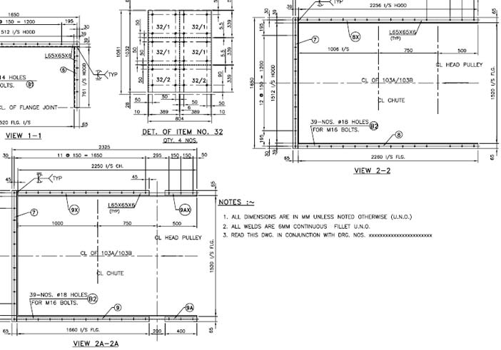 CAD Expert Mr. S. Ghosh is expert in 2D Drafting, 3D