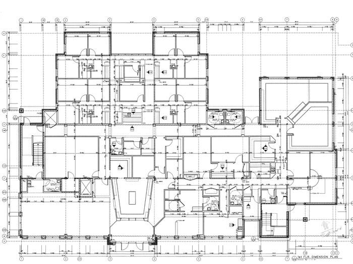 International Building Code Diagrams Design Presentation Associates As Built Drawings