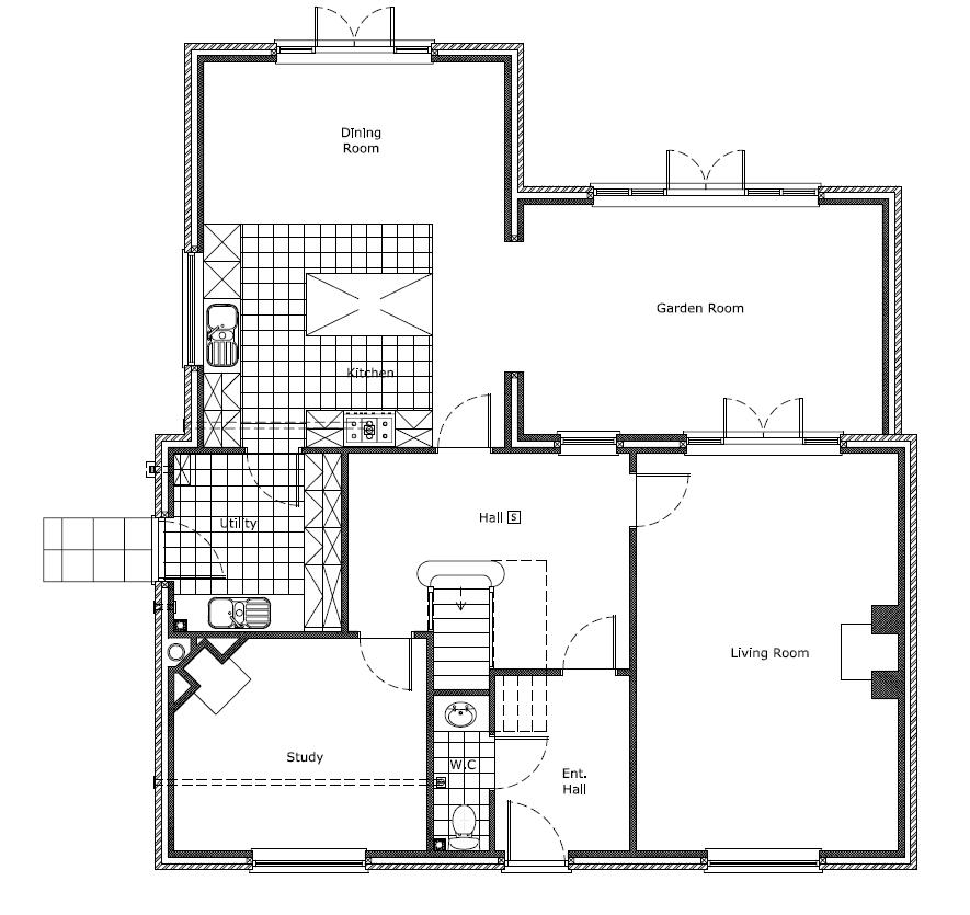 Architect Services For New House in Louth, Grimsby