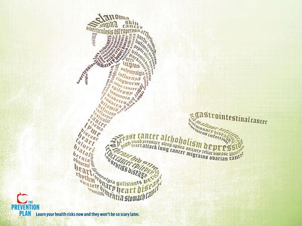 US Preventive Medicine / The Prevention Plan Print Ad