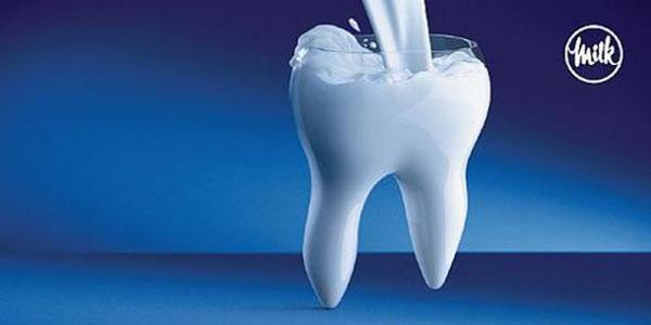 milk Print Advertisement