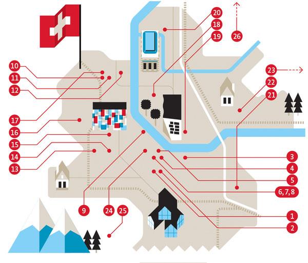 Cities, Roads & Factories #2 3 Netherlands Design Inspiration