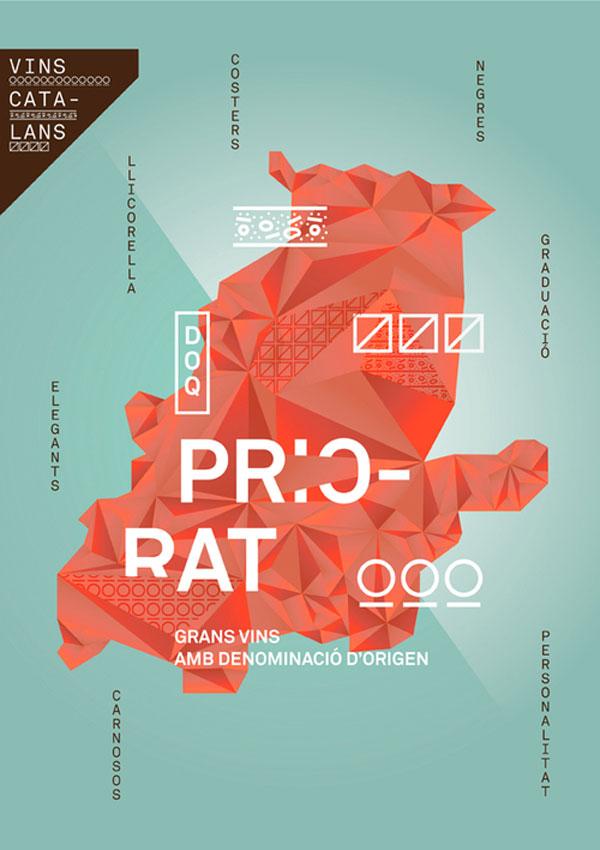 Catalan wines Spanish Design Inspiration