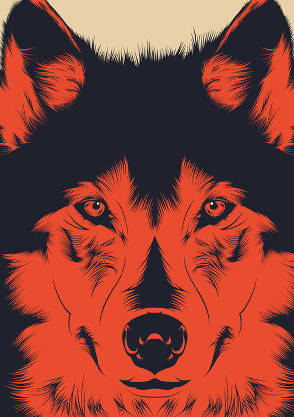 Wolf Spanish Design Inspiration