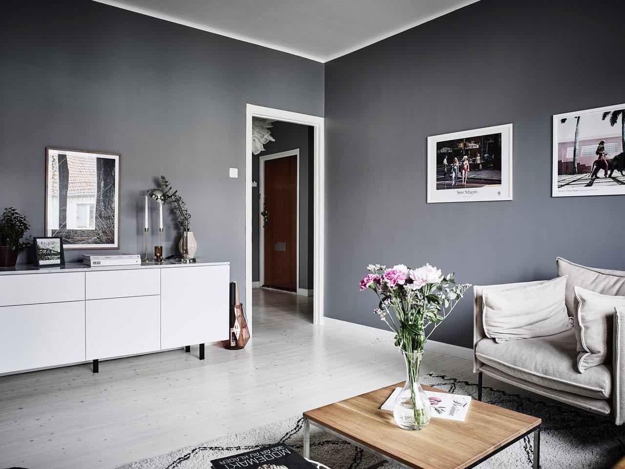 Gemtliche 3 Zimmer mit schnem Farbmix  Designs2love