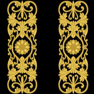 Artcam 3D Door Panels