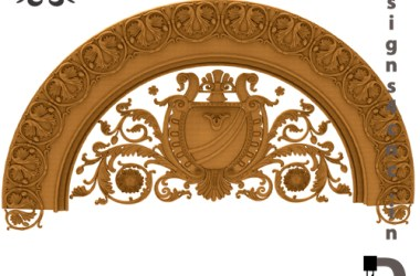 Round Panel Curving Design File