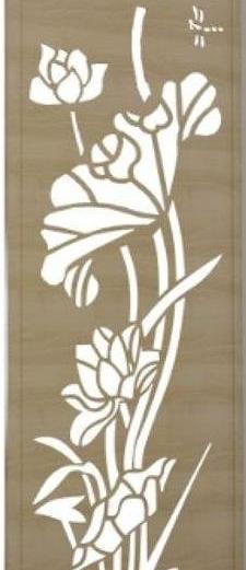 CNC FLOWER DESIGN JALI DESIGNS