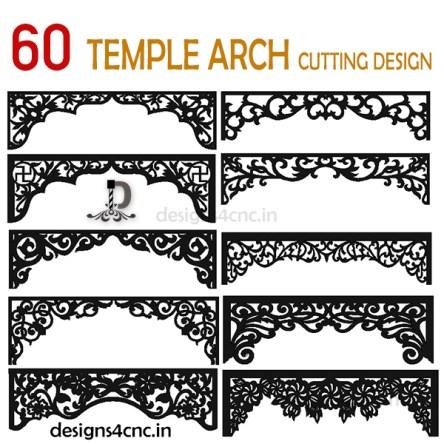 Arch cutting Design   60 arch design for hall