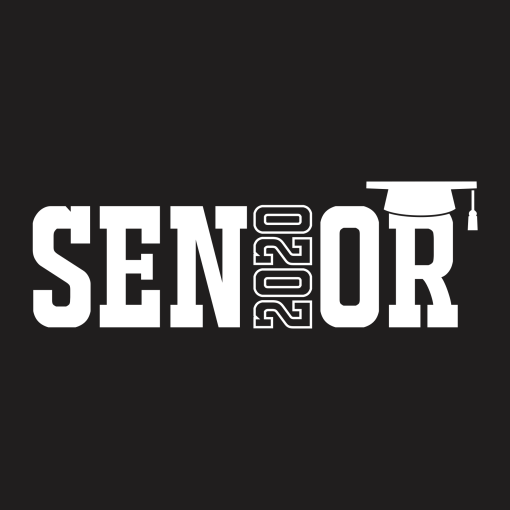 Senior 2020 Logo Design Class of 2020