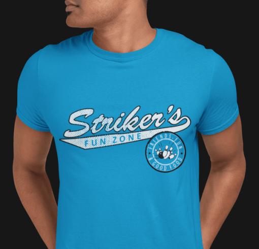Custom vector t shirt template script & tail t-shirt design