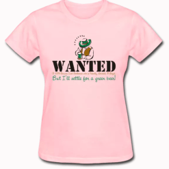 Wanted T Shirt Irish Drinking Shirt Design St Patrick's Day T Shirts Design