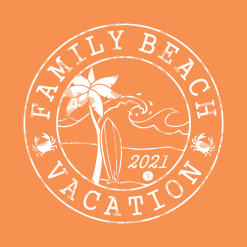 Family Vacation T Shirt Designs - Beach Vacation T Shirt Designs