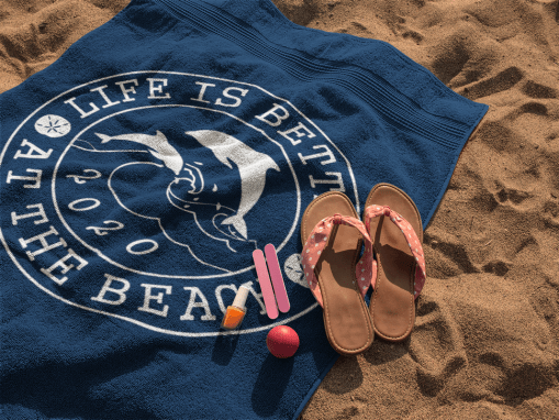 Beach T Shirts Design Life is Better at the Beach T Shirt Design SVG Cricut Cutting Files