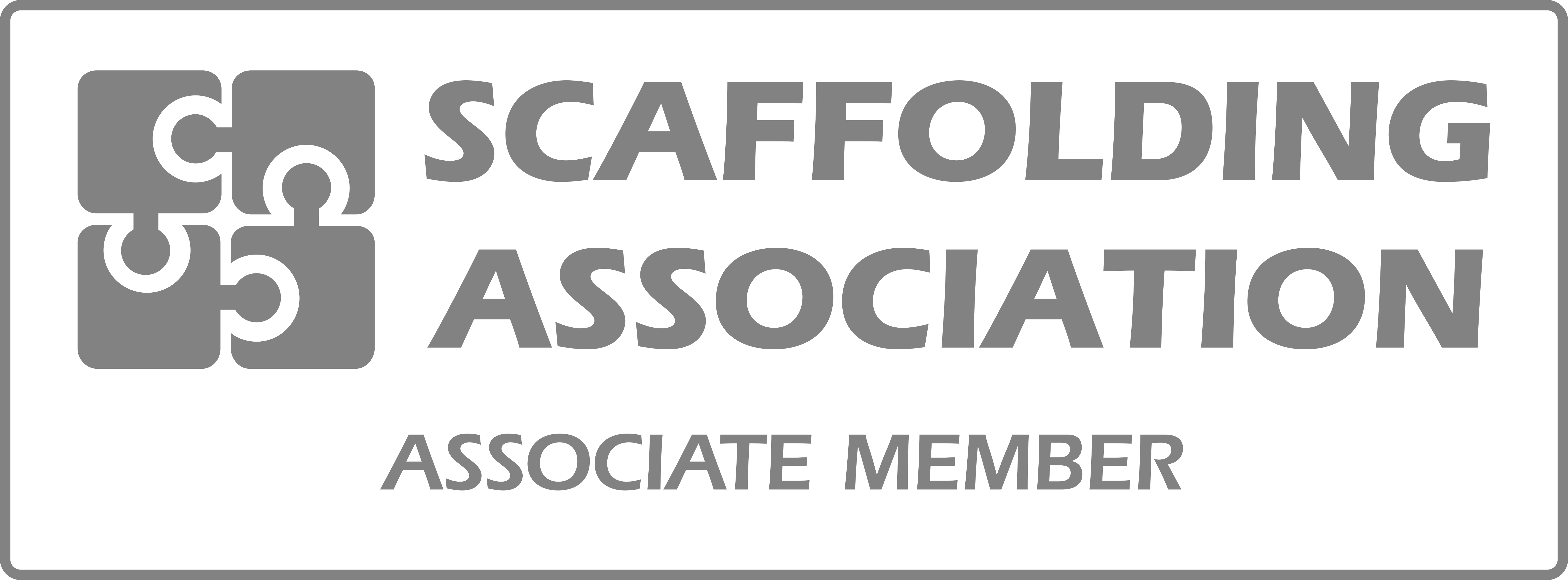 Scaffold Association Associate Member logo