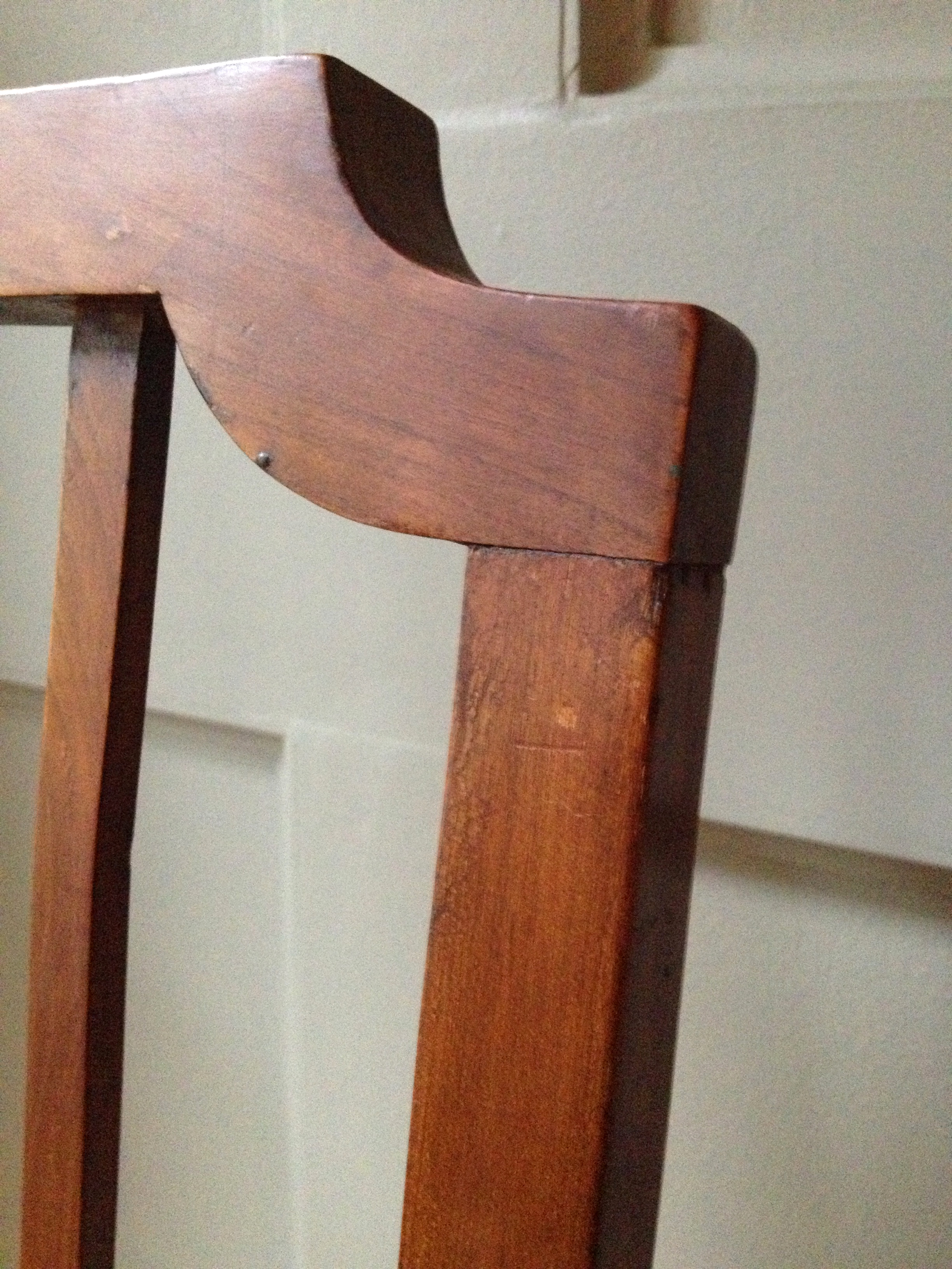 ... Hand Caned Chair Back
