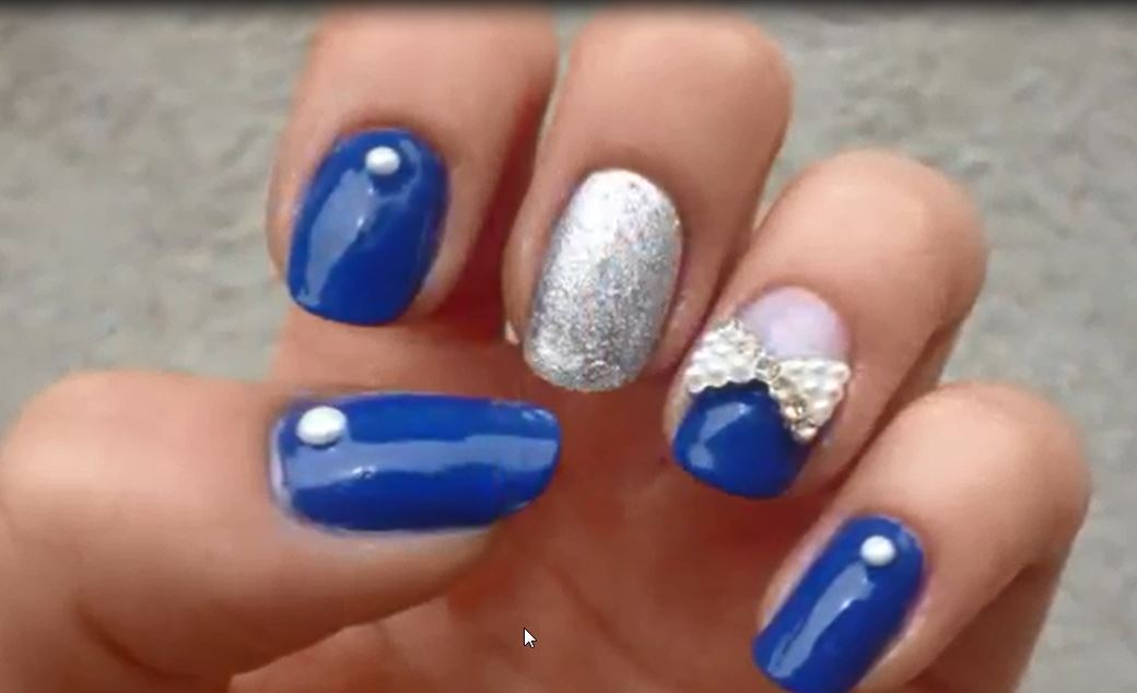 Nails for prom pictures and ideas to look like a hollywood star nails for prom design ideas and pictures prinsesfo Gallery