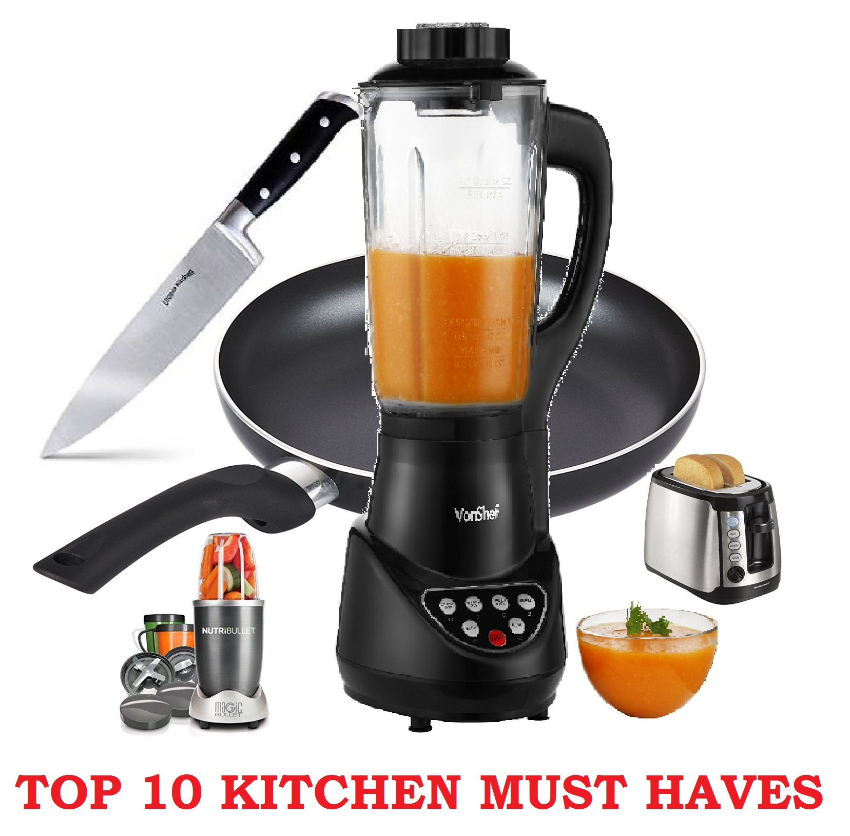 Top 10 Kitchen Must Haves  MUST HAVE items in your kitchen