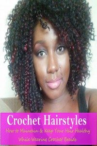 How to do Crochet Braids [Step by Step]  Including ...