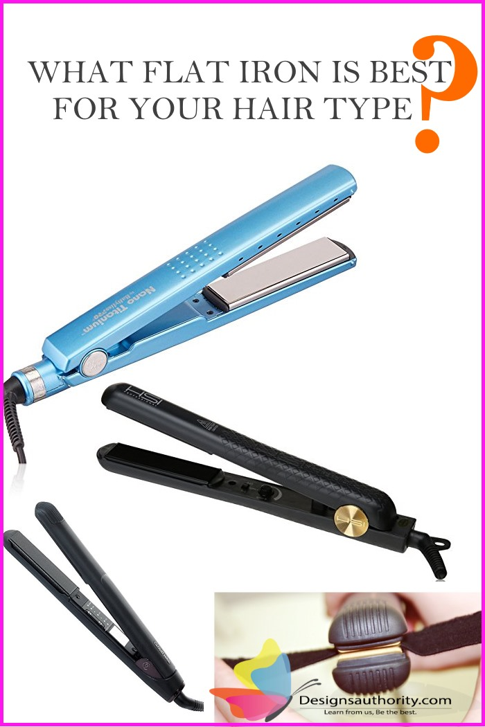 Hair Type And Hair Straighteners What Flat Iron Is Best For Your